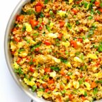 The BEST Fried Rice! – Recipe Vegetarian Fried Rice