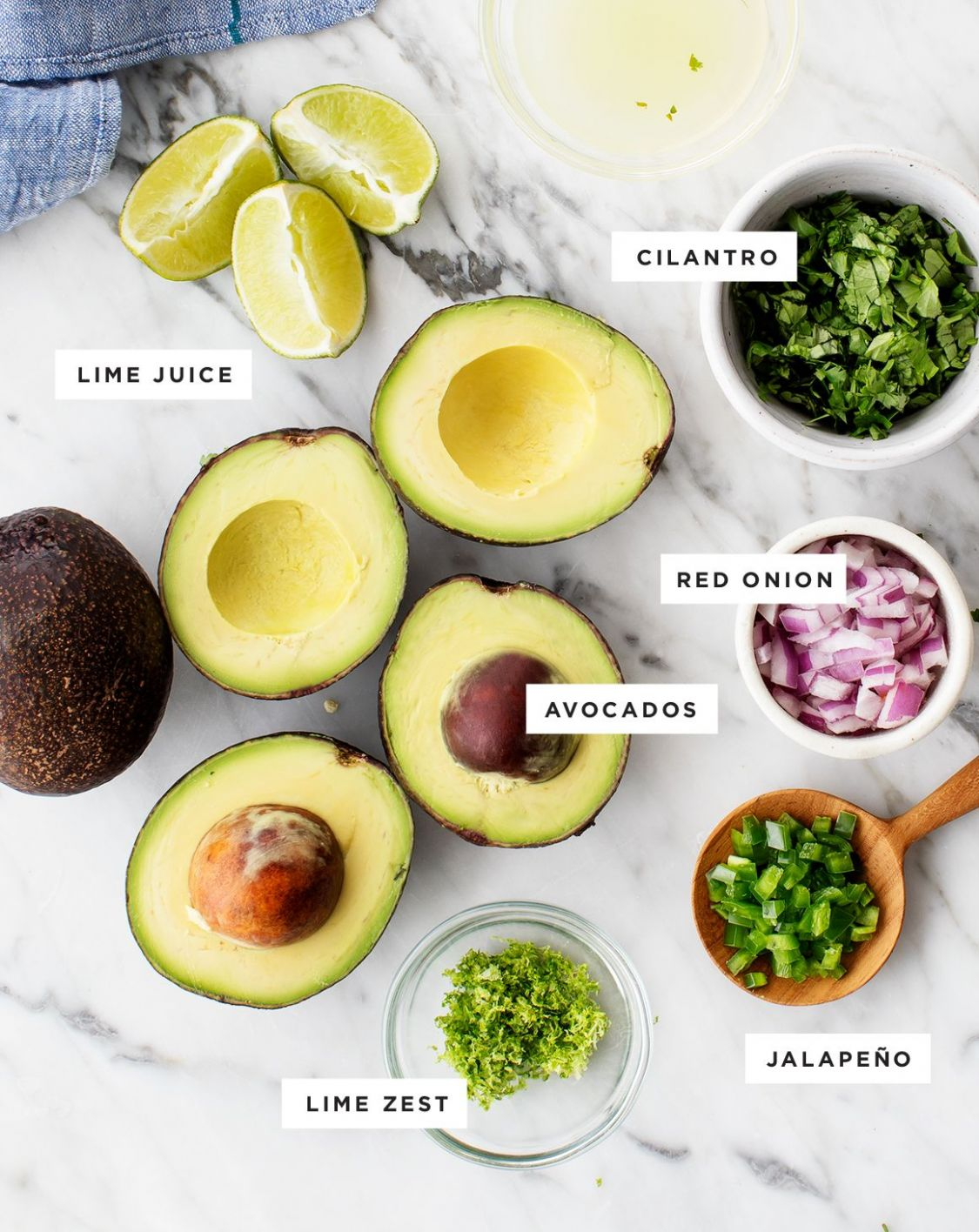 The Best Guacamole - Easy Recipes Step By Step
