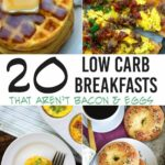 The BEST Low Carb Breakfast Ideas All In One Spot! – Breakfast Recipes No Carbs