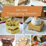 The Best Low Carb SUgar Free Thanksgiving Dessert Recipes! | Low ..