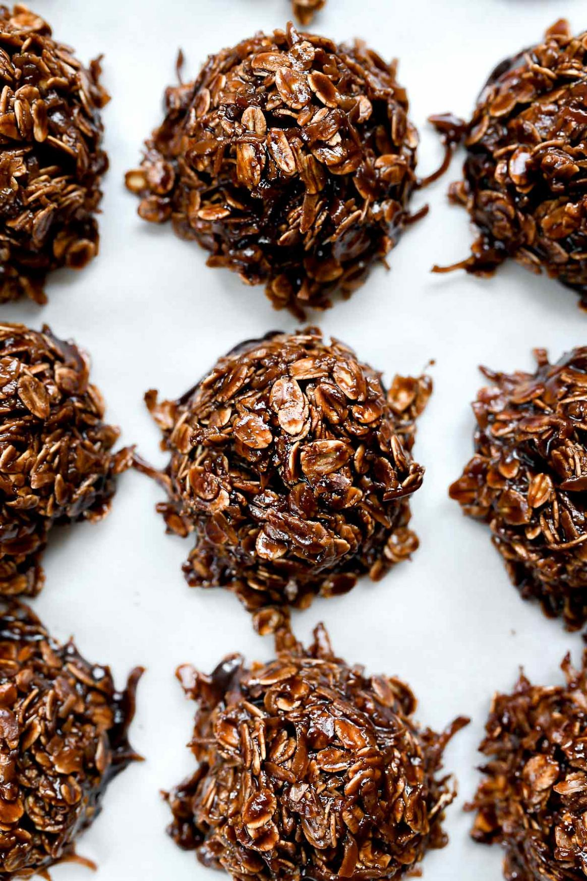 The Best No-Bake Cookies—with Coconut! - Recipe Chocolate Oatmeal No Bake Cookies