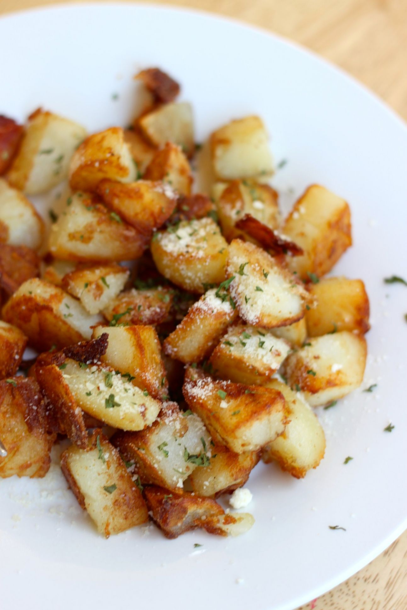 The Best Pan-Fried Breakfast Potatoes - Potato Recipes On Stove Top
