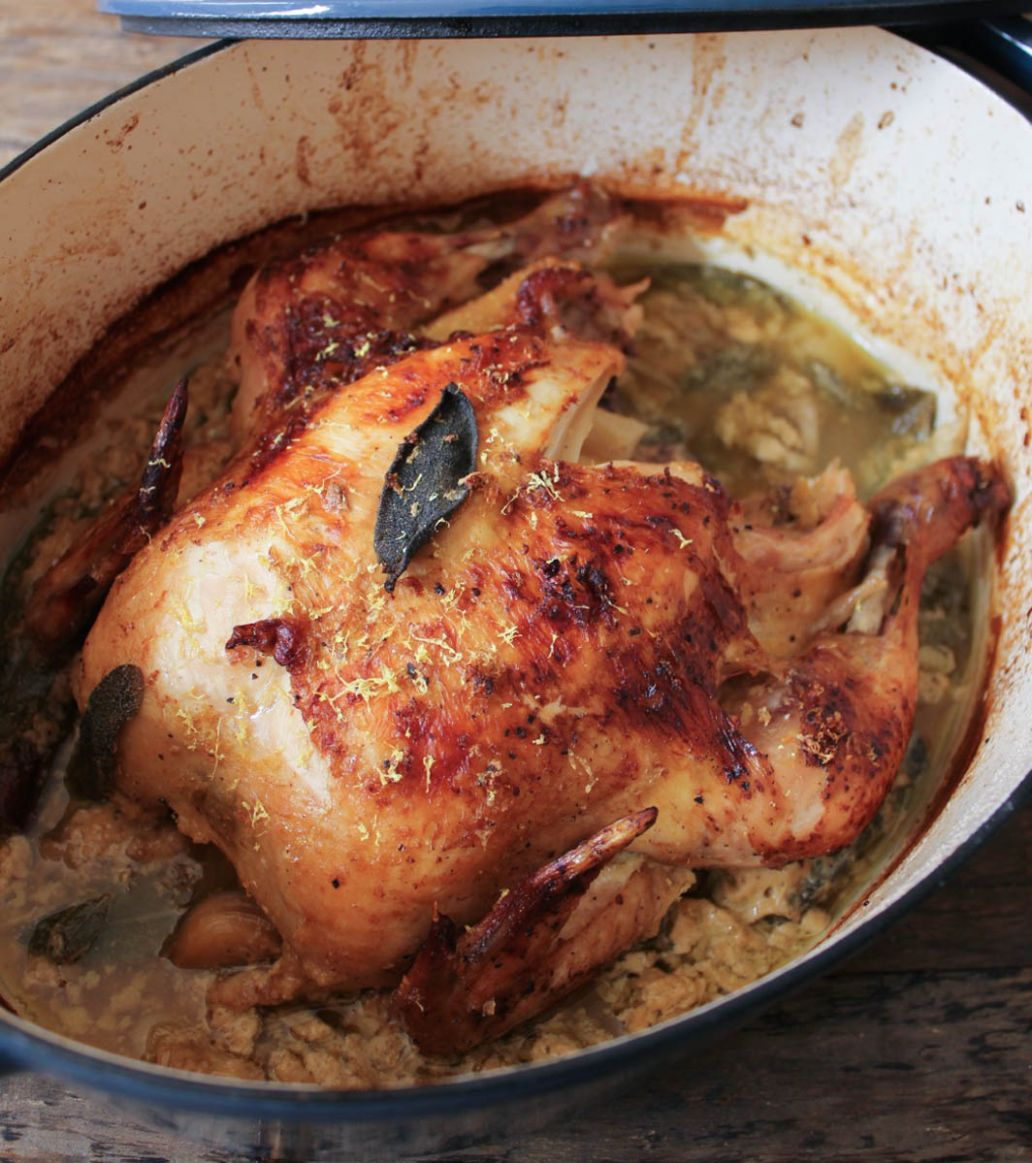 The Best Roast Chicken Ever aka Jamie Oliver - Recipes Chicken Jamie Oliver
