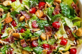 The Best Salad Recipe Salad de Maison