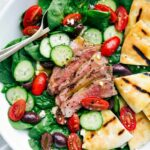 The BEST Steak Salad – Salad Recipes To Go With Steak