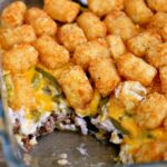 The BEST Tater Tot Casserole – Easy Recipes Made With Hamburger