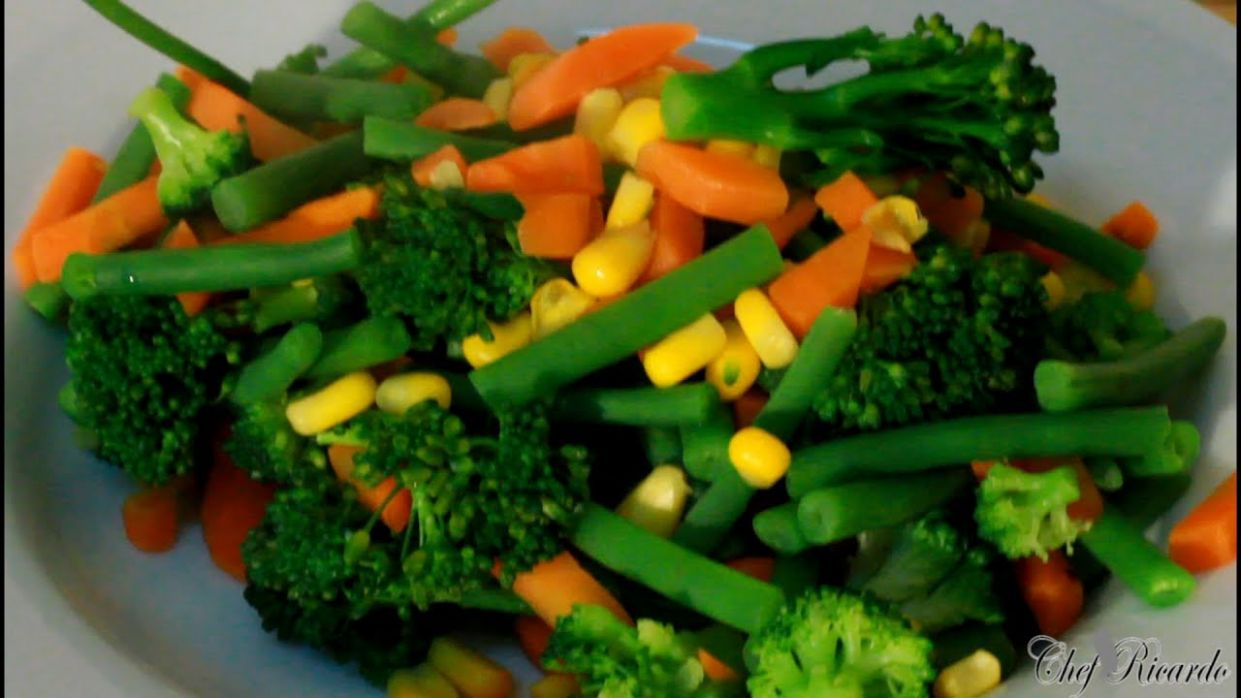The Best Vegetables To Eat For Healthy Weight Loss   Recipes By Chef Ricardo - Recipes For Weight Loss Vegetables