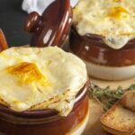 The Best Vegetarian French Onion Soup – Recipe Vegetarian French Onion Soup