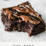 The Best Zucchini Brownies You'll Ever Eat | Ambitious Kitchen – Recipe Chocolate Zucchini Brownies