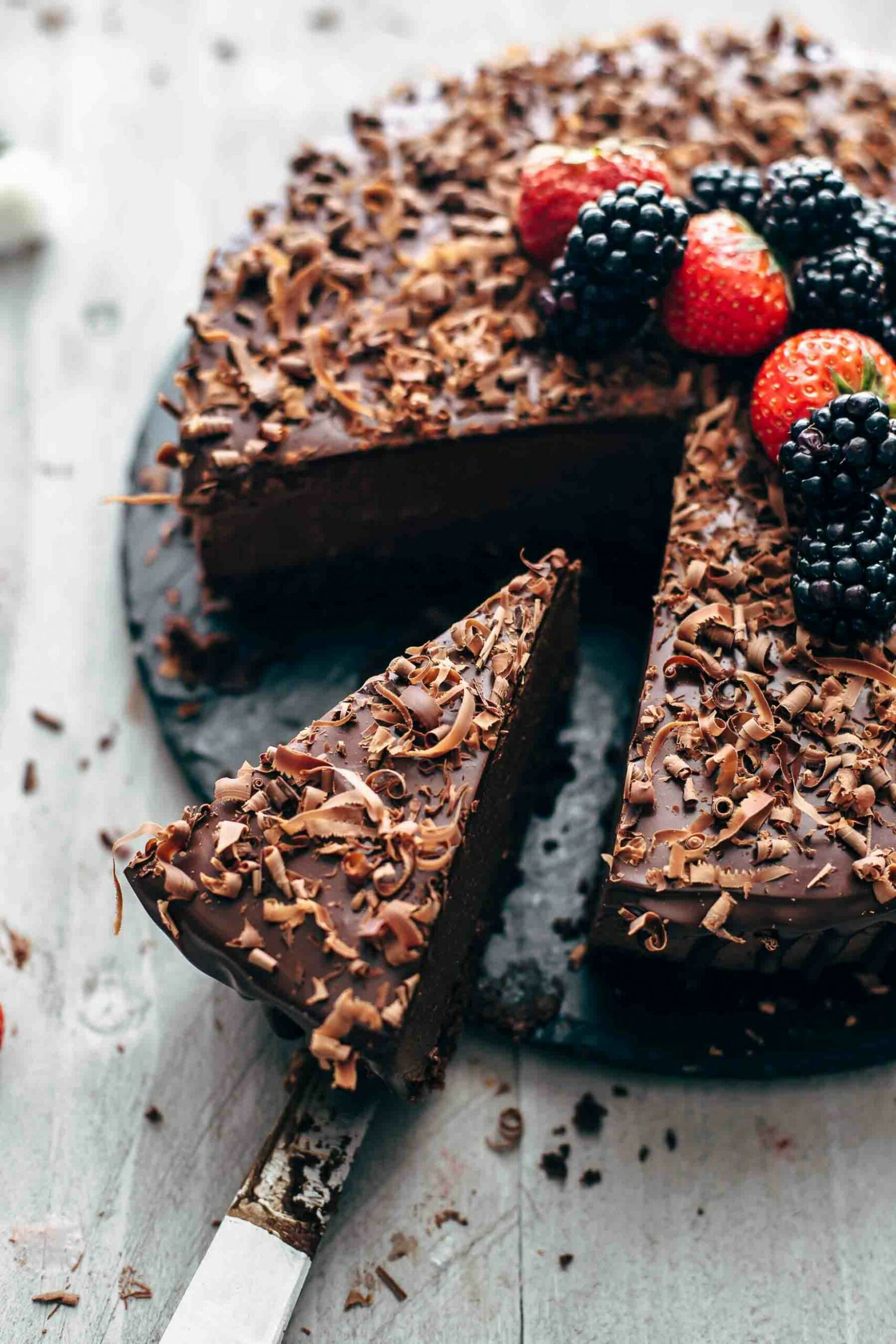 The Chocolate Mousse Cake Recipe | Also The Crumbs Please - Recipes Chocolate Mousse Cake