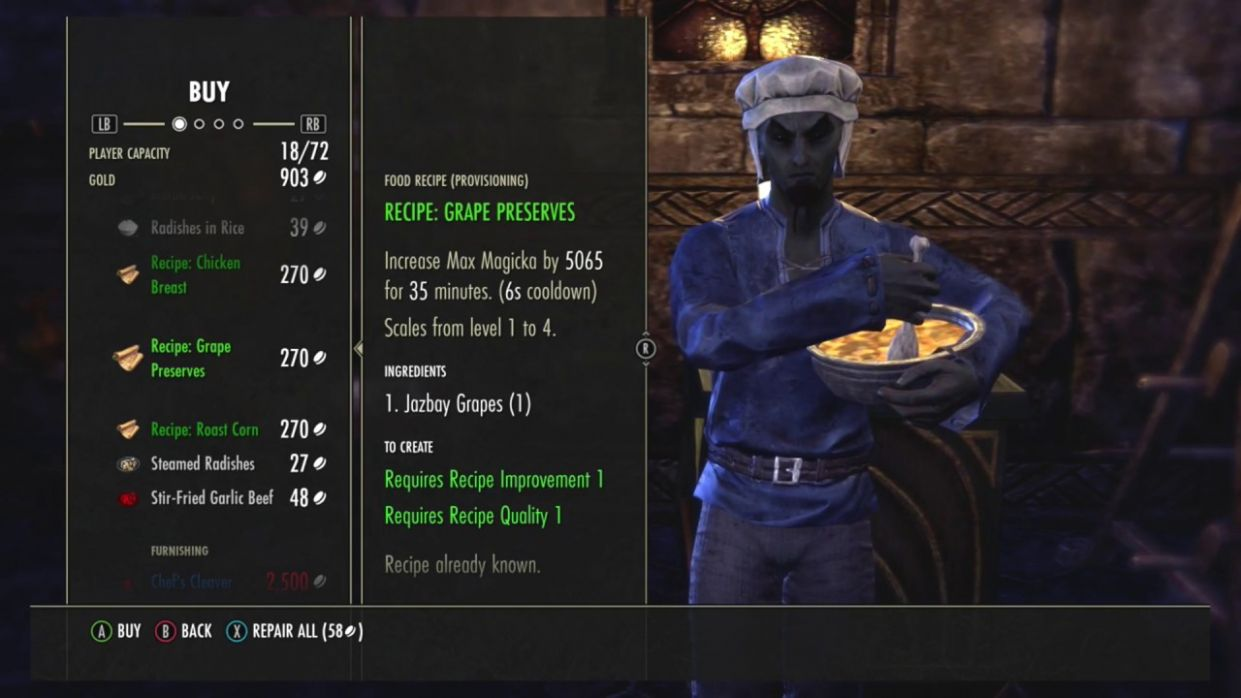 The Elder Scrolls Online: How to get Bog-Iron Ale recipe easily! - Food Recipes Eso