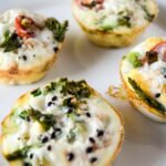 The Lazy Girl's Egg White Muffins – Recipe Egg White Muffins