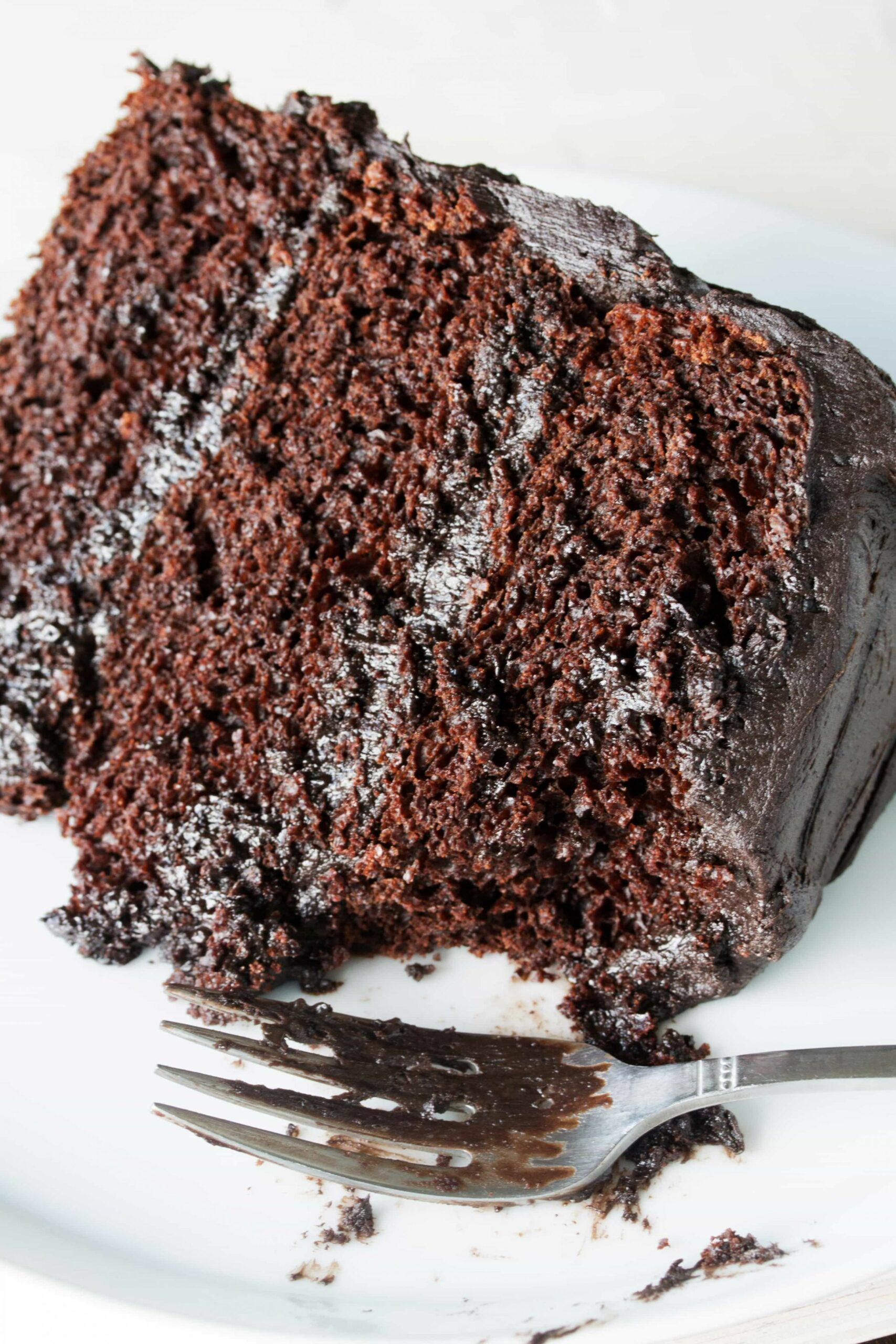 The Most Amazing Chocolate Cake - Chocolate Cake Recipes Quick