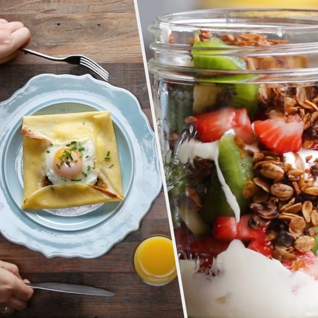 The Most Delicious Breakfast Recipes Of The Year - Breakfast Recipes Delicious