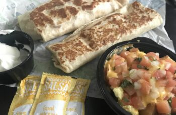 The most underrated TB meal, a breakfast feast for only $10 : tacobell