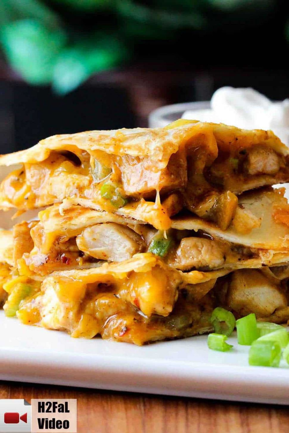 The Perfect Chicken Quesadilla | How to Feed a Loon - Chicken Breast Quesadilla Recipes
