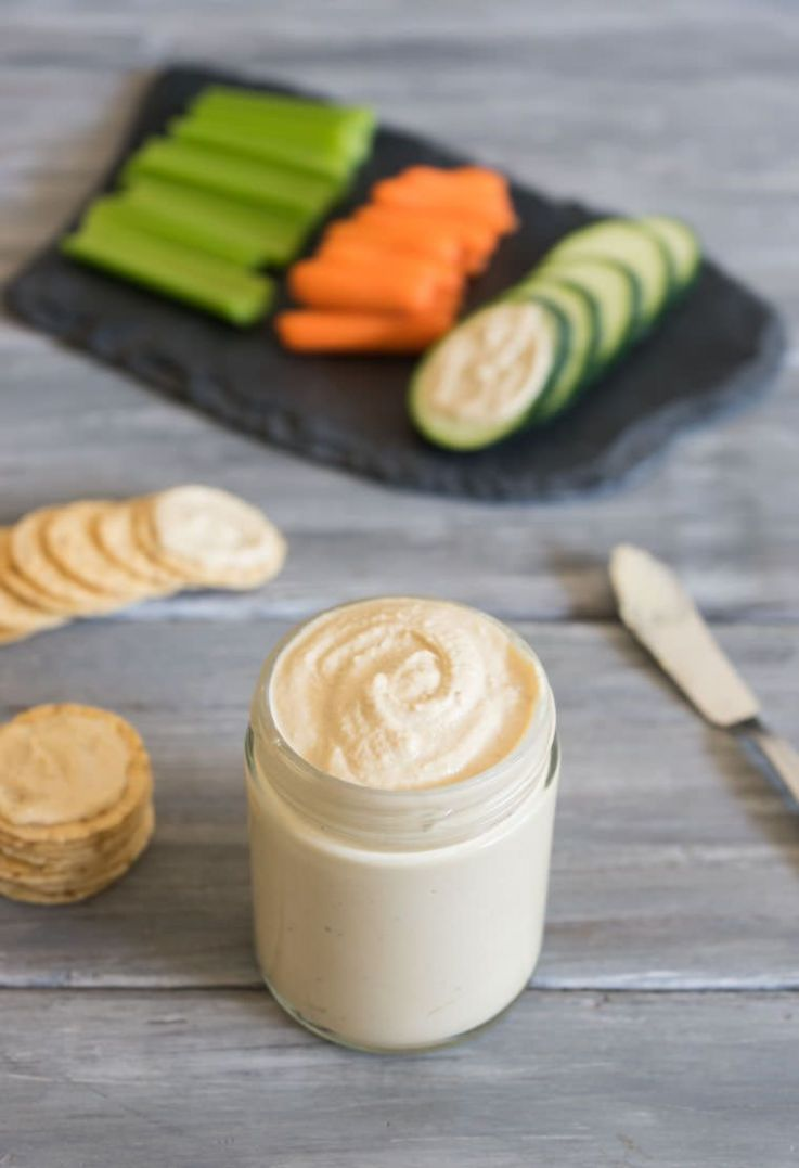 The Ultimate Cashew Cheese