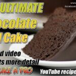 THE ULTIMATE Chocolate Mud Cake Recipe – 11 Update – Chocolate Recipes Youtube