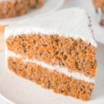 The Ultimate Healthy Carrot Cake – Healthy Recipes Cakes