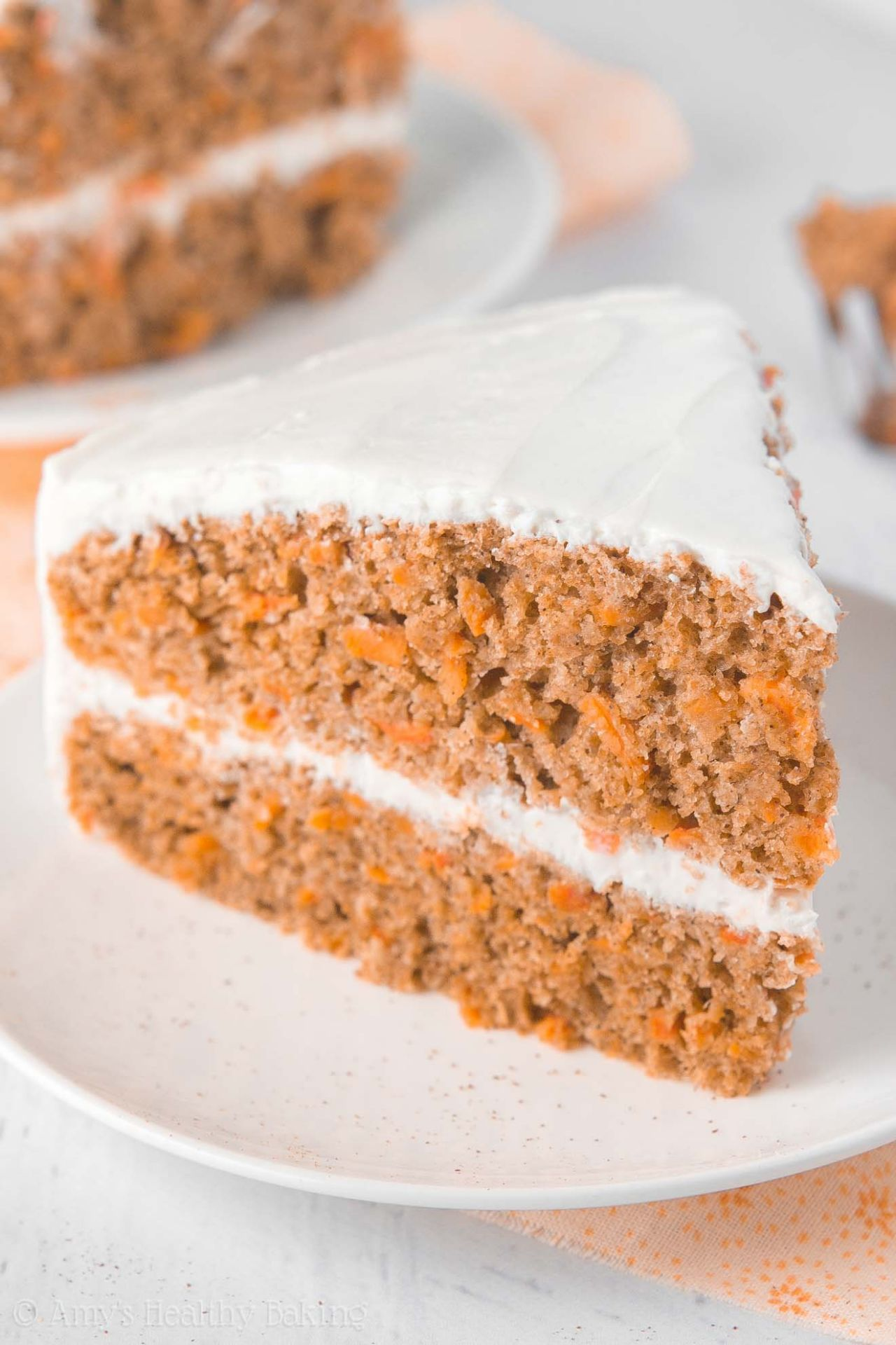 The Ultimate Healthy Carrot Cake - Healthy Recipes Cakes