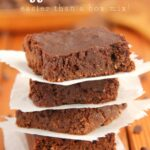 The Ultimate Healthy Fudgy Cocoa Brownies – Easy Recipes Cocoa Powder