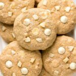 The Ultimate Healthy White Chocolate Macadamia Nut Cookies