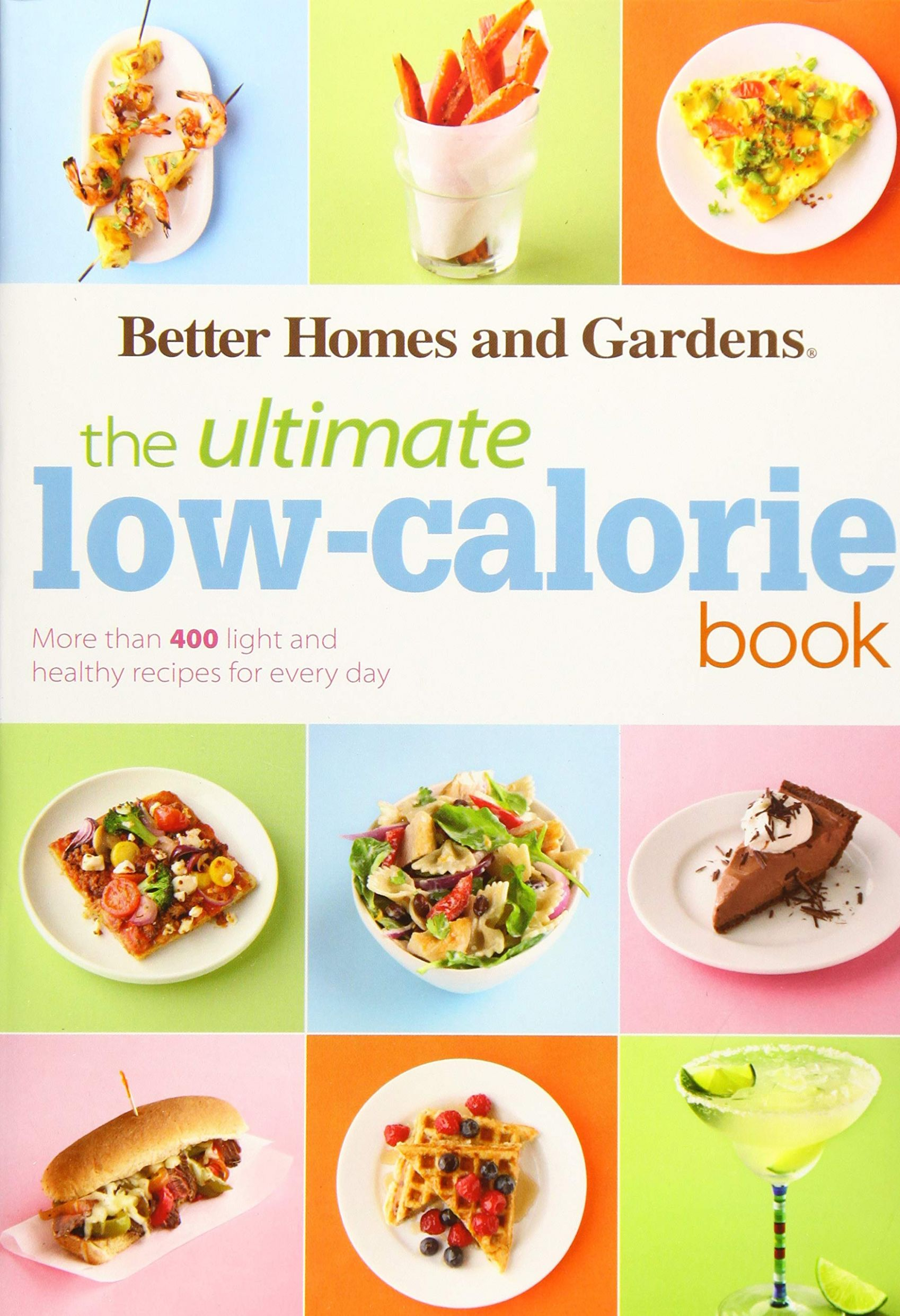 The Ultimate Low-Calorie Book: More than 8 Light and Healthy ..
