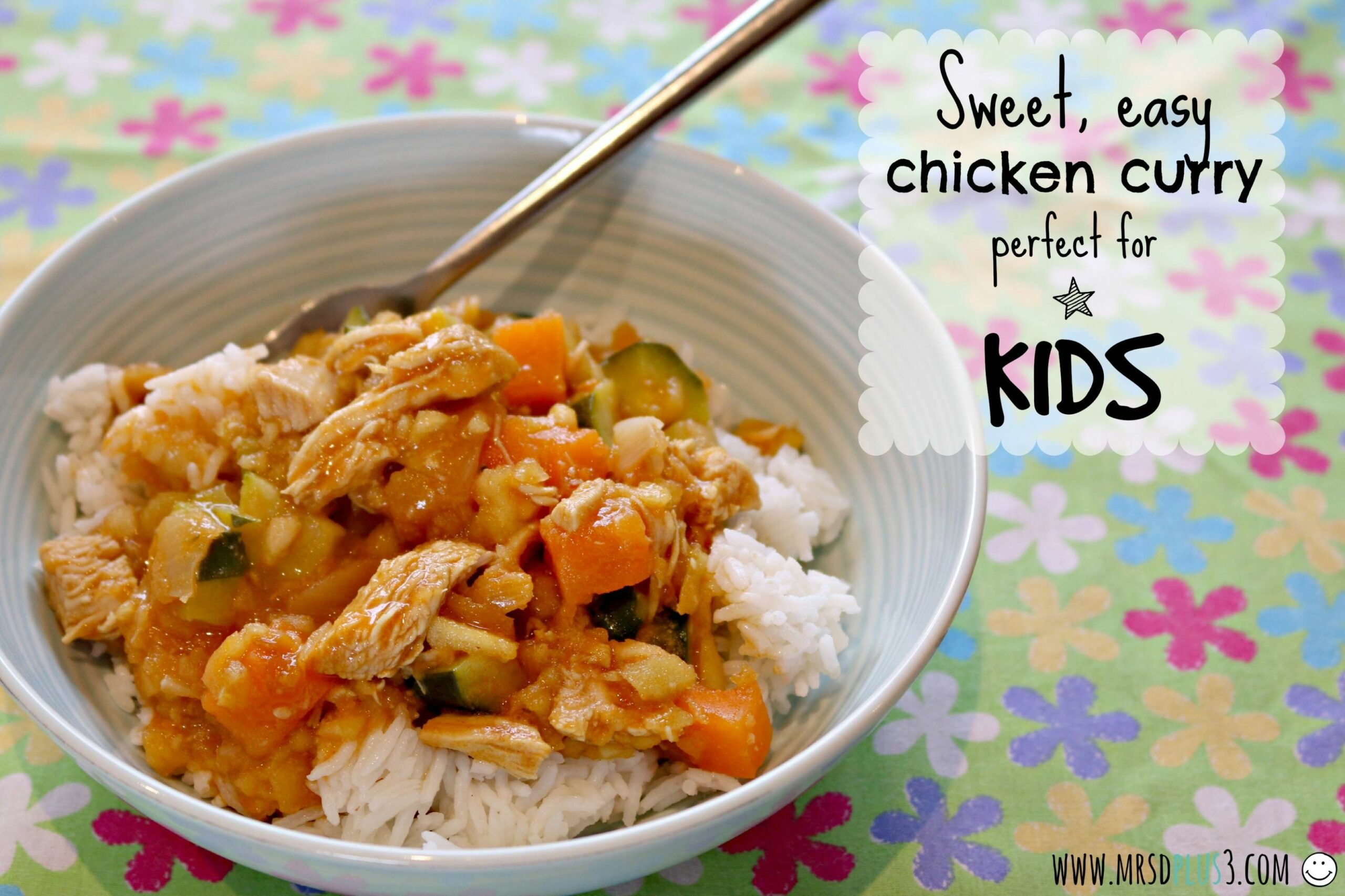Thermomix Recipe: Easy Sweet Chicken Curry - Recipes Chicken Breast Thermomix
