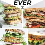 These Are The Most Awesome Vegan Sandwiches You'll Ever Find ..