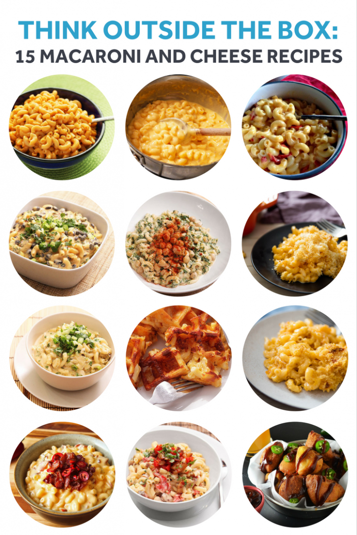 Think Outside the Box: 8 Macaroni and Cheese Recipes | Mac ...