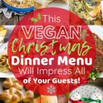This Vegan Christmas Dinner Menu Will Impress All Of Your Guests! – Vegetarian Recipes Xmas