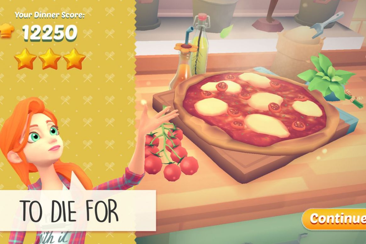 Three Fun Mobile Games All About Cooking and Restaurants - Eater - Cooking Recipes Games Online Free Play