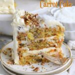 To Die For Carrot Cake – Simple Recipes Carrot Cake