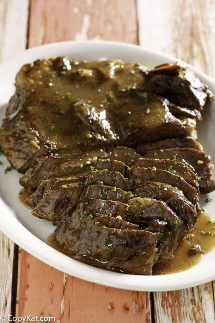 To Die for Pot Roast - Recipes Beef Pot Roast