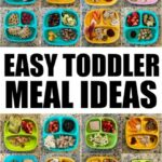 Toddler Meal Ideas – Simple Recipes To Make With Toddlers