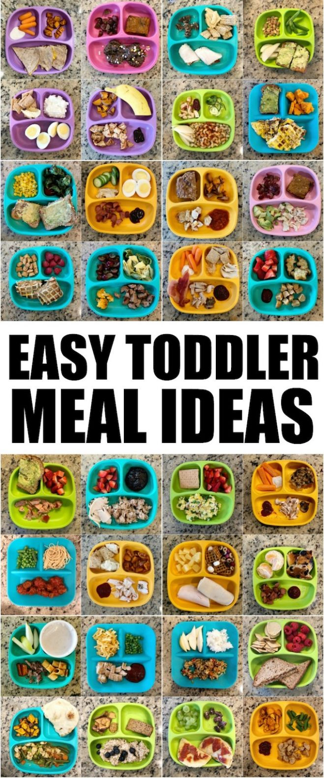 Toddler Meal Ideas - Simple Recipes To Make With Toddlers