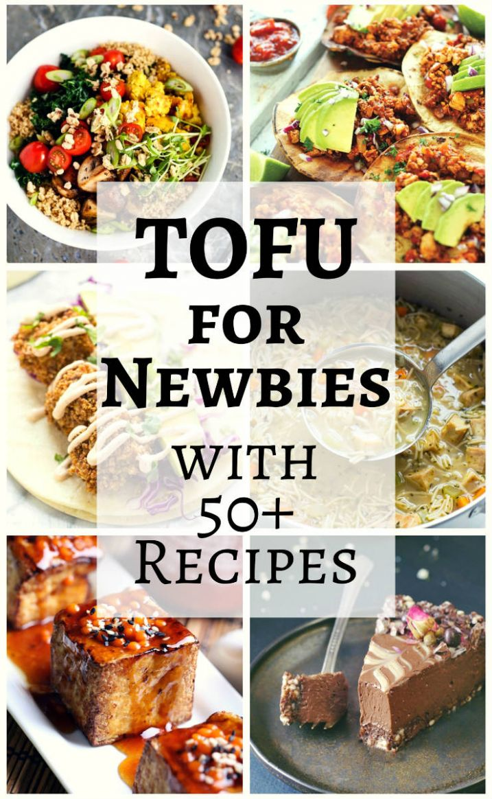 Tofu for Beginners (with 9+ recipes) | The Stingy Vegan - Easy Recipes Guide