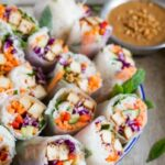 Tofu Rice Paper Rolls – Recipes Using Rice Paper