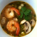 Tom Yum Goong Soup – Low Sodium High Fiber And High Protein ..