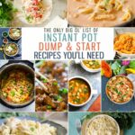 Top 11 Instant Pot Dump and Start Recipes - Cooking With Karli