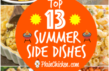 Top 11 Summer Side Dishes - Plain Chicken