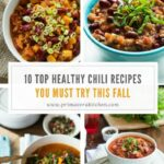 Top 12 Healthy Chili Recipes You Must Try This Fall – Primavera ..