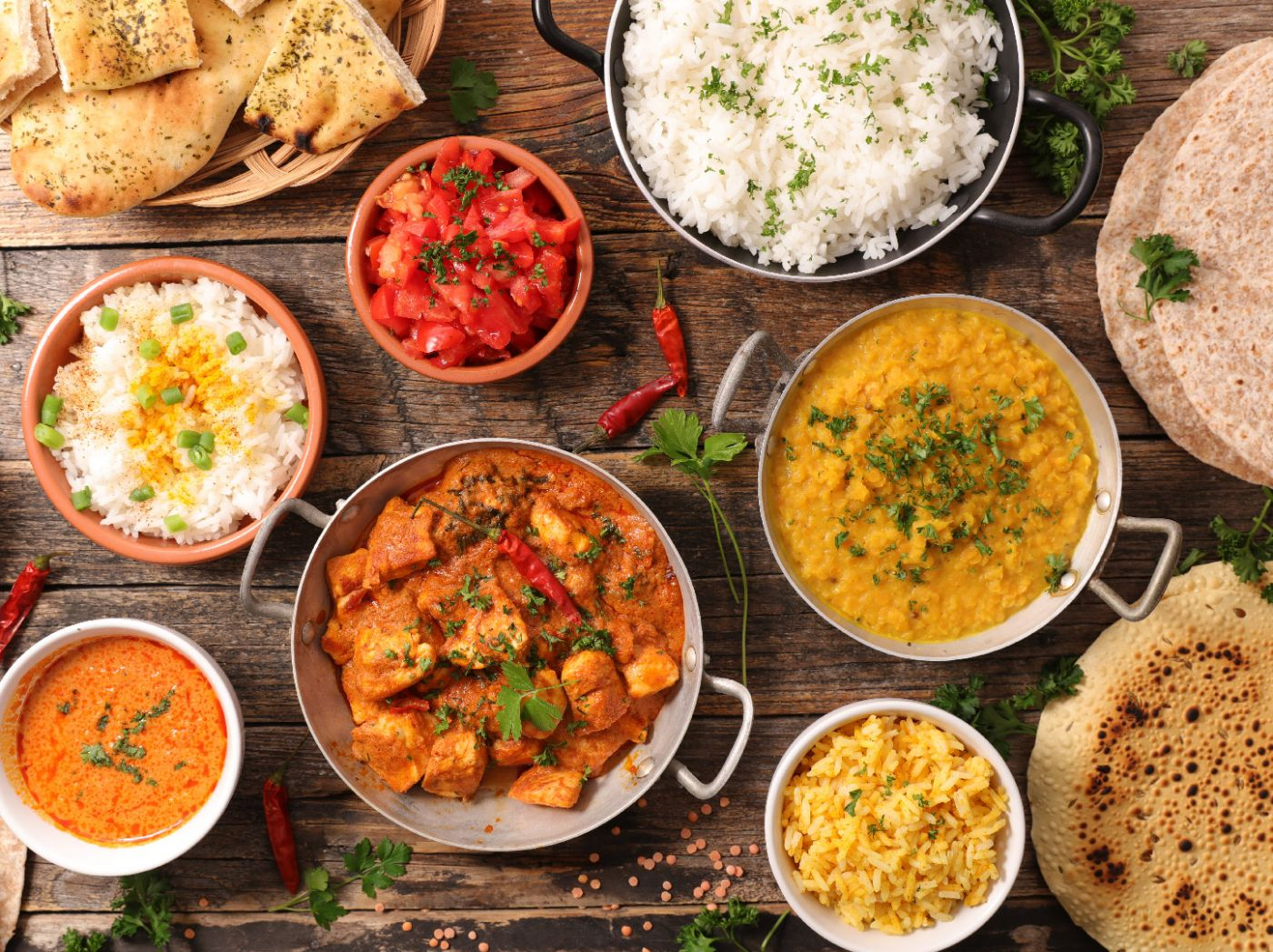 Top 12 Indian Dishes And Recipes || The Most Popular Indian Food - Food Recipes Indian