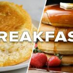 Top 12 Tasty Breakfast Recipes – Breakfast Recipes Video