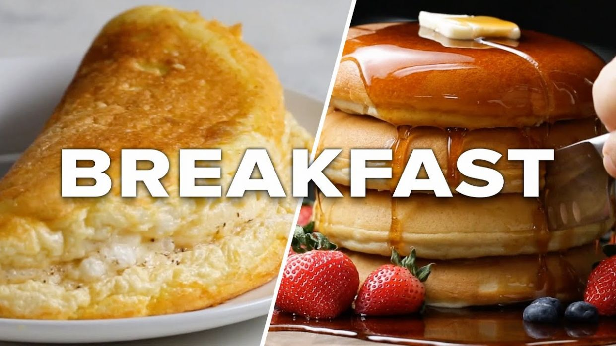 Top 12 Tasty Breakfast Recipes - Breakfast Recipes Video