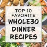 Top 8 Favorite Whole8 Dinner Recipes – Project Meal Plan – Food Recipes To M