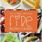 Top 9 Cooking Without Fire Recipes For Kids | Kids Cooking ..