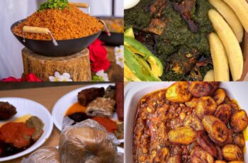 Top 9 Ghanaian foods you have to try - Dream Africa