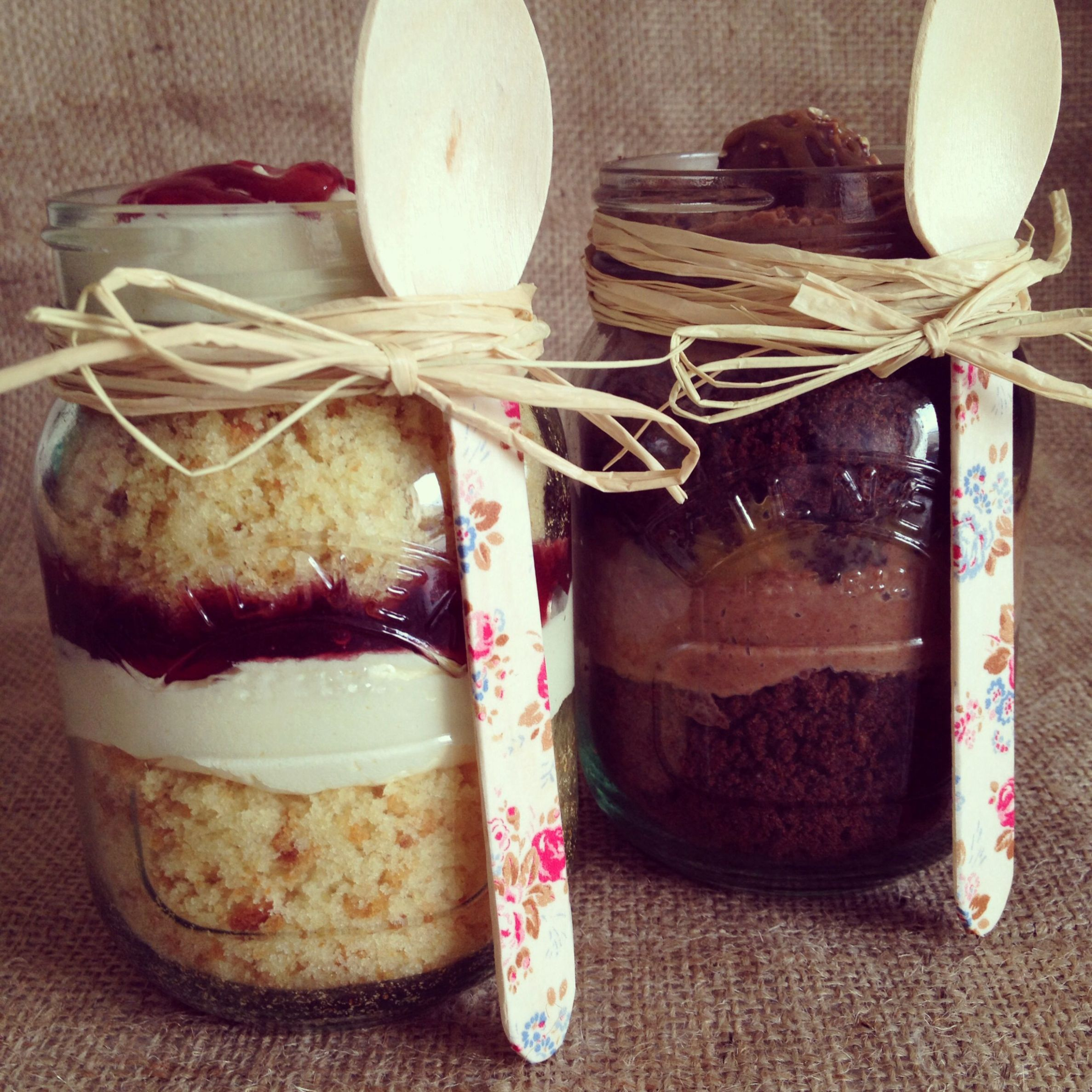 Top 9 Kilner Jar Uses | Cake stall, Baking