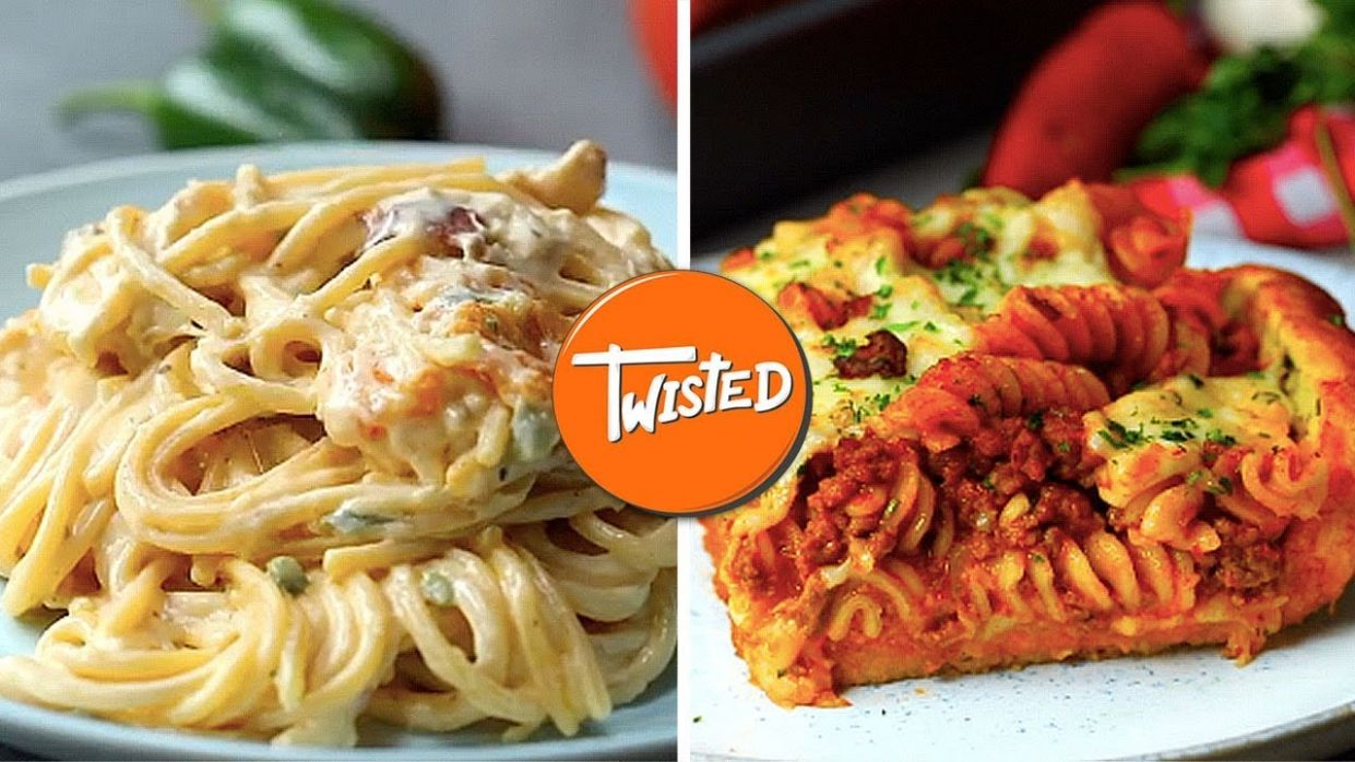 Top 9 Twisted Pasta Recipes Of 9 - Pasta Recipes On Youtube